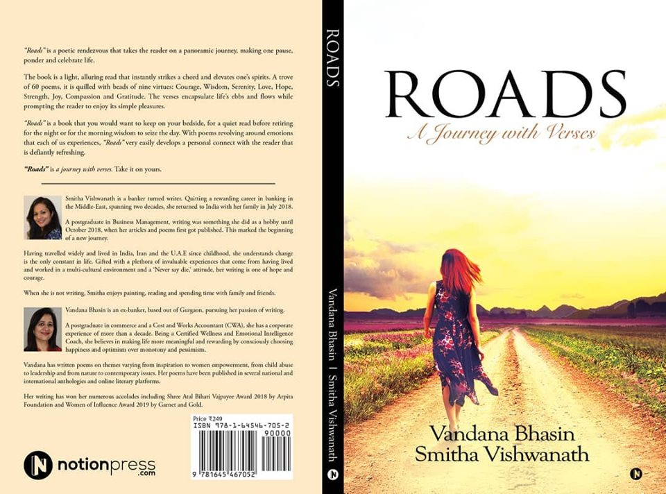 Roads- A Journey with Verses