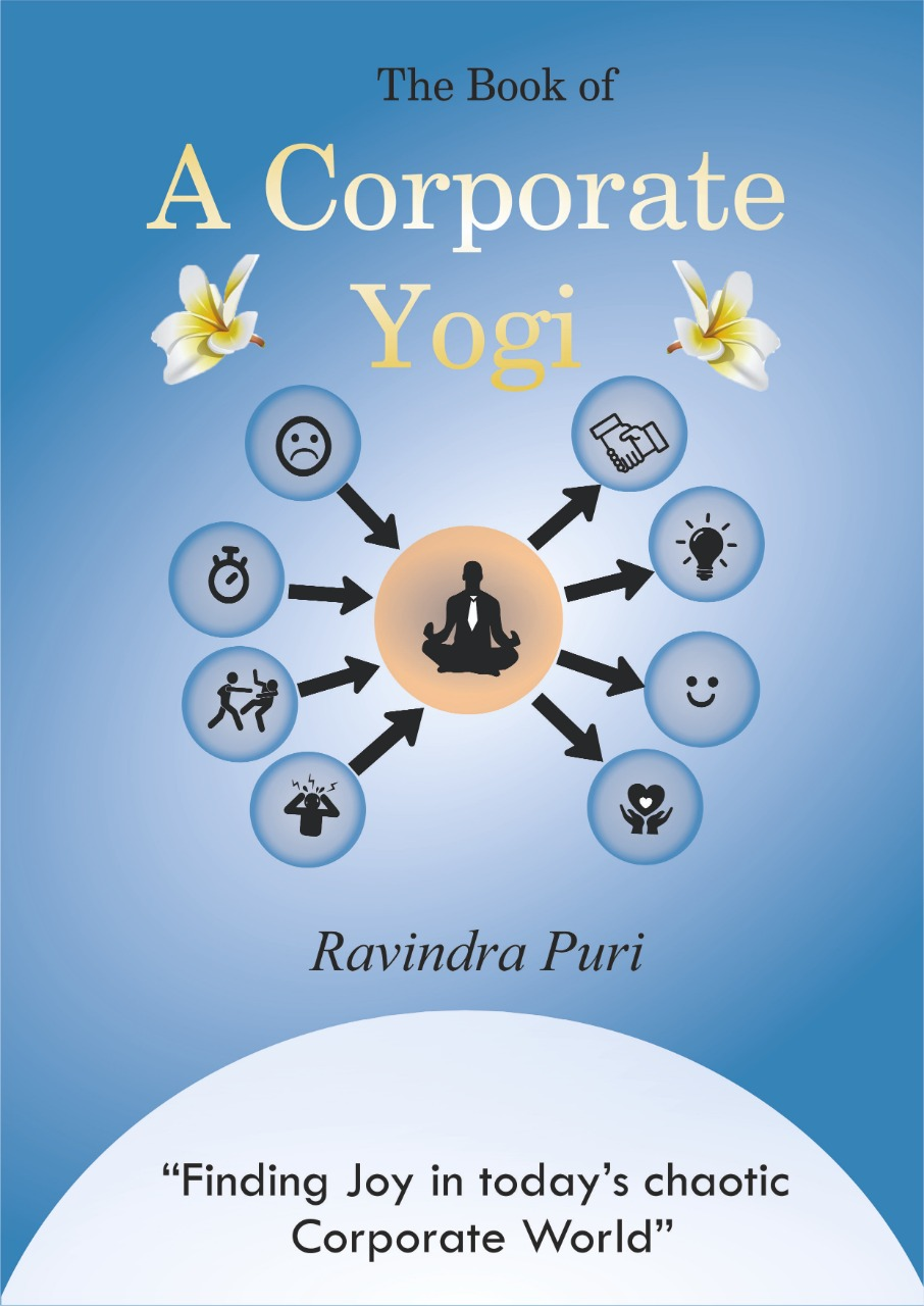 The book of a corporate yogi