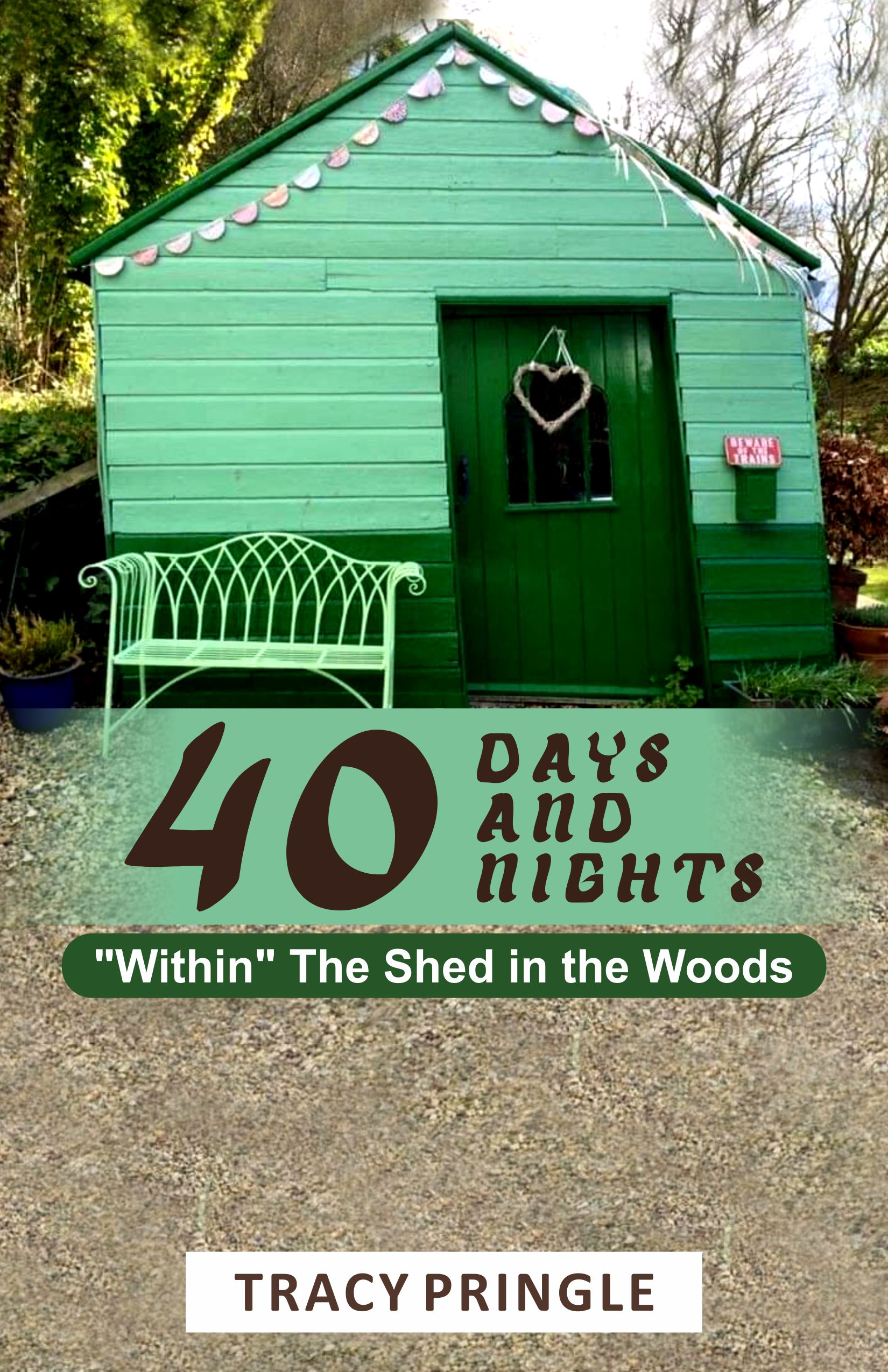 40 Days and 40 Nights 'Within The Shed in the Woods'
