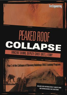 Peaked Roof Collapse Of Burning Buildings Part 2 Of Collapse Of Burning Buildings, Dvd