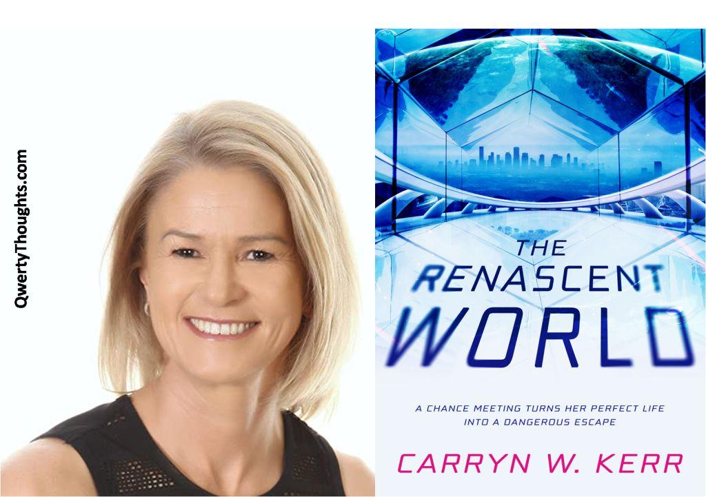 Author Interview with Carryn W Kerr