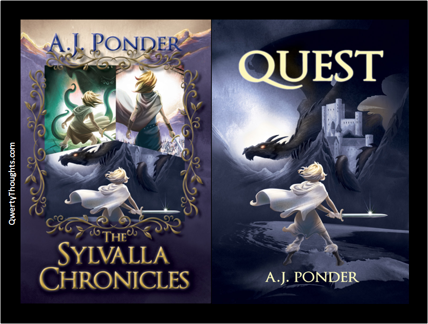 Author Interview with A.J. Ponder