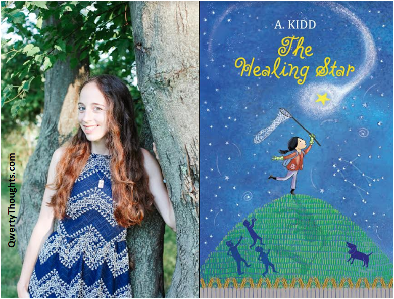 Author Interview with A. Kidd