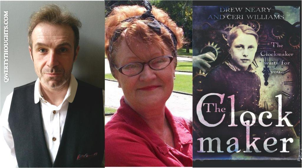 Author Interview with Neary-Williams