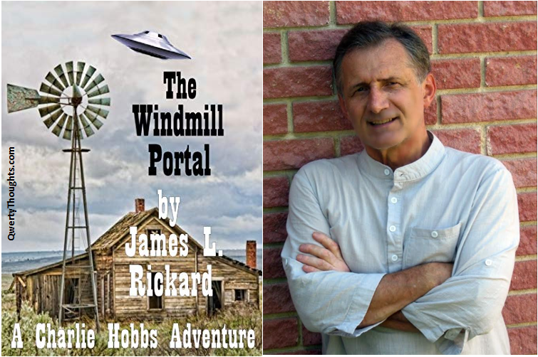 Author Interview with James L. Rickard