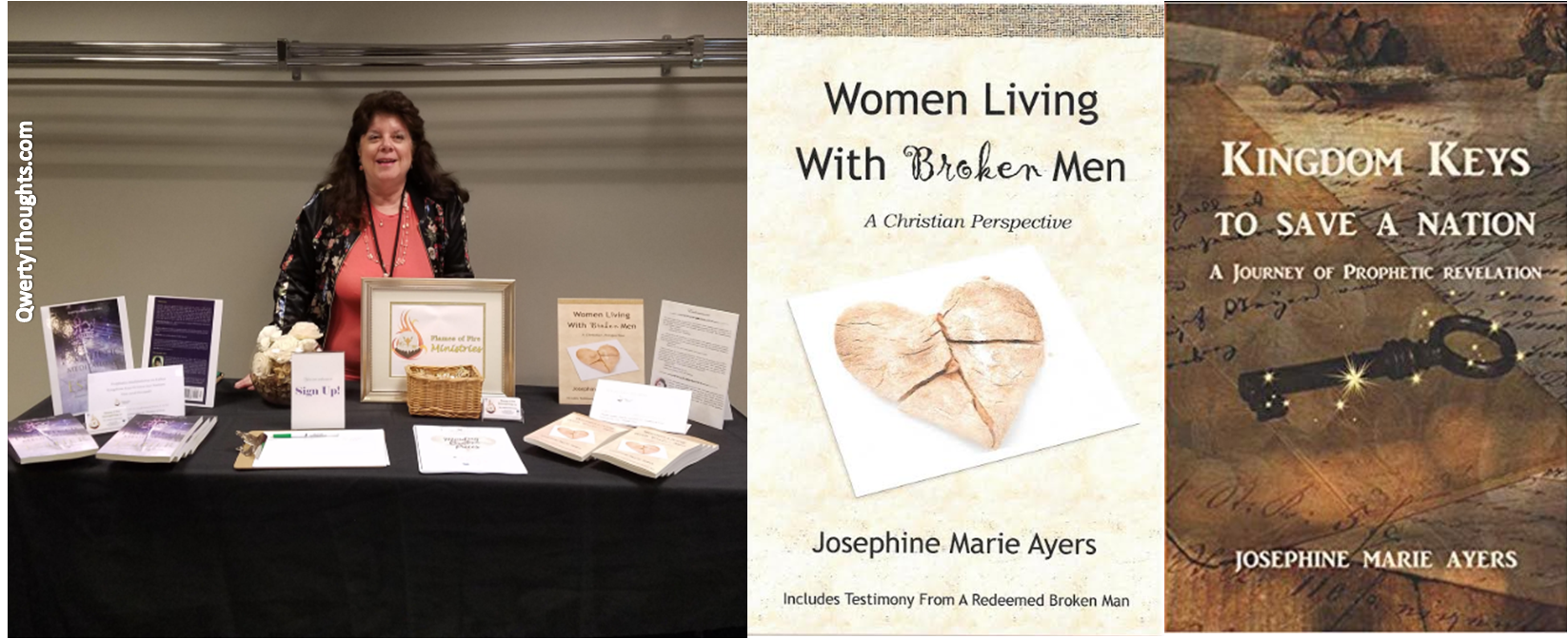 Author Interview with Josephine Marie Ayers