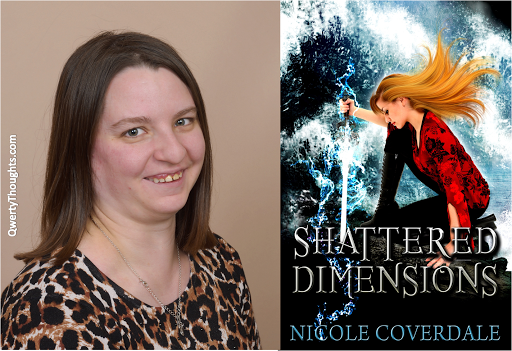 Author Interview with Nicole Coverdale