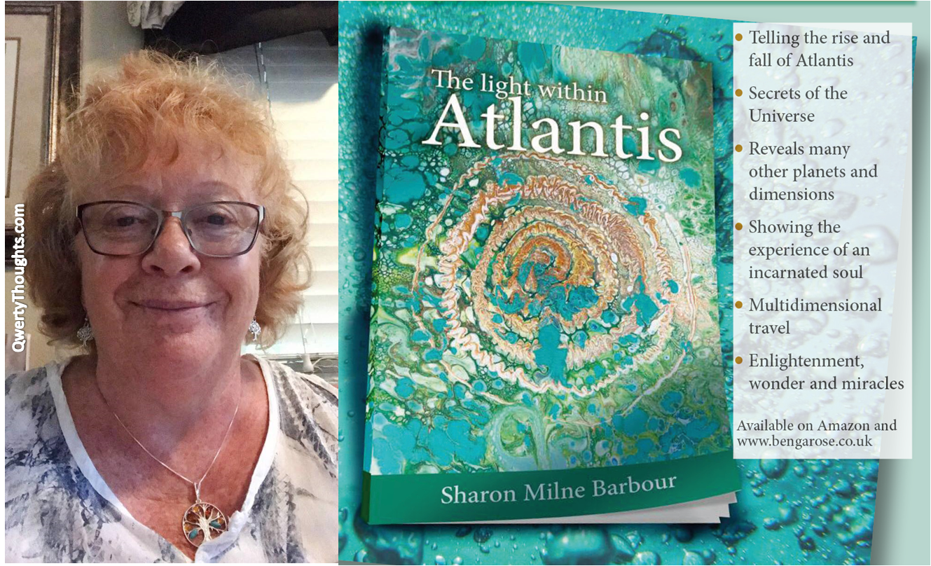 Author Interview with Sharon Milne Barbour