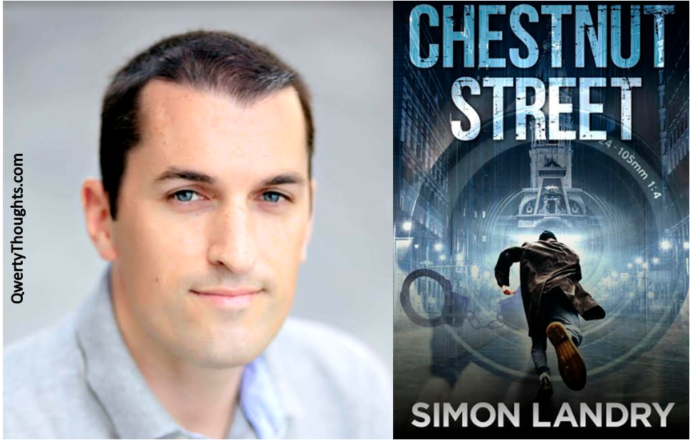 Author Interview with Simon Landry